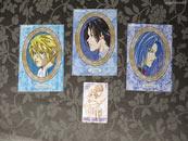 Meine Liebe, personnages du jeu GBA / Teleka Angel Sanctuary