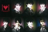 Carte postale first press incluses avec la box des DVD