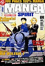 Couverture MANGA SPIRIT 17